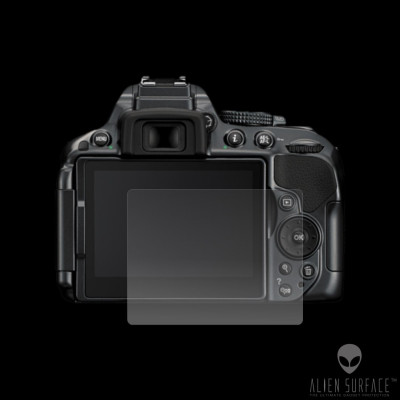 Nikon D5300 folie protectie ecran Alien Surface HD