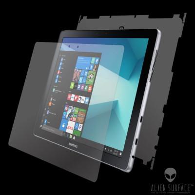 Samsung Galaxy Book 12 Wi-Fi (SM-W720) folie protectie ecran, spate, laterale Alien Surface