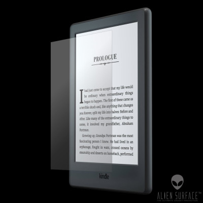 eBook Reader New Kindle Glare 6 inch (8th. Gen) folie protectie ecran Alien Surface