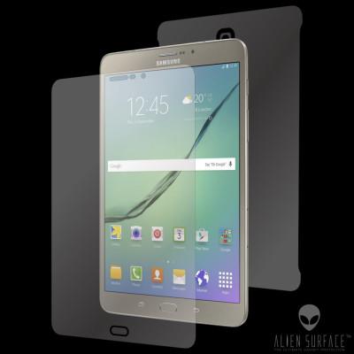 Samsung Galaxy Tab S2 VE 4G Wi-Fi 8 inch folie protectie ecran, carcasa, laterale Alien Surface