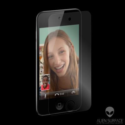 Apple iPod Touch 4 folie protectie Alien Surface HD