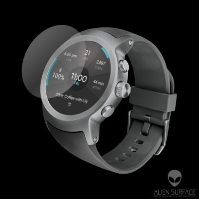 LG Watch Sport folie protectie ecran Alien Surface