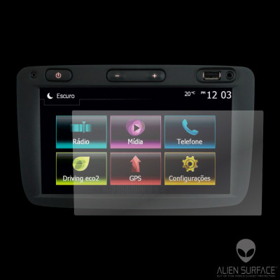 Media Nav Evolution (Dacia) 7 inch folie protectie ecran