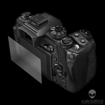 Olympus OM-D E-M1 Mark II folie protectie ecran Alien Surface HD