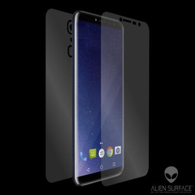 Cubot X18 folie protectie Alien Surface XHD ecran, spate