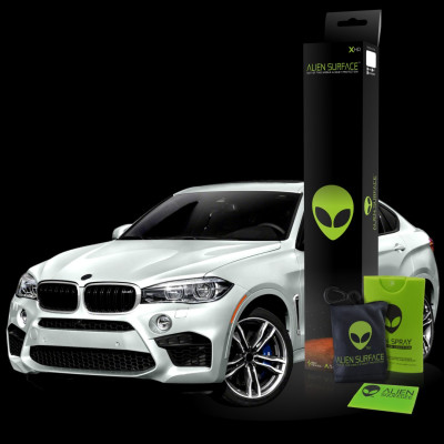 BMW X6 folie protectie ecran Alien Surface
