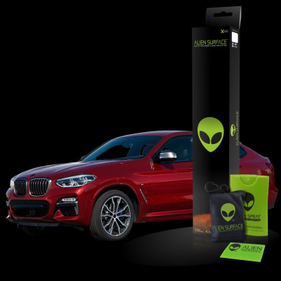 BMW X4 folie protectie ecran Alien Surface