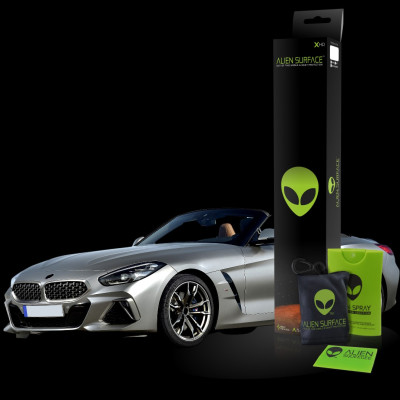 BMW Z4 (2019) folie protectie ecran Alien Surface