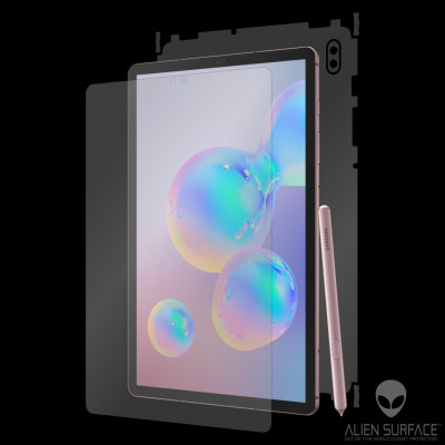 Samsung Galaxy Tab S6 10.5 inch folie protectie Alien Surface XHD