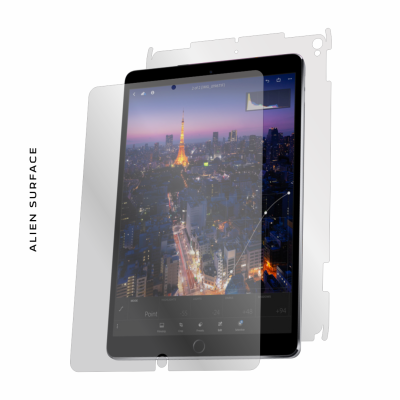 Apple iPad Pro 10.5 inch (2017) folie protectie Alien Surface