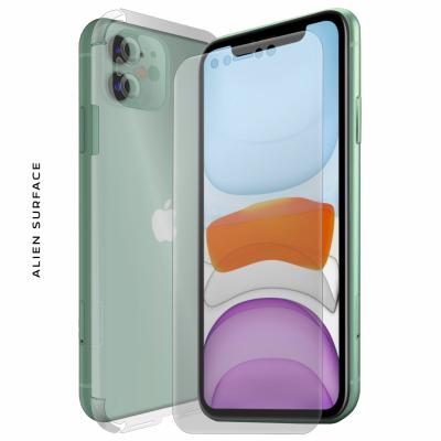 Apple iPhone 11 folie protectie Alien Surface