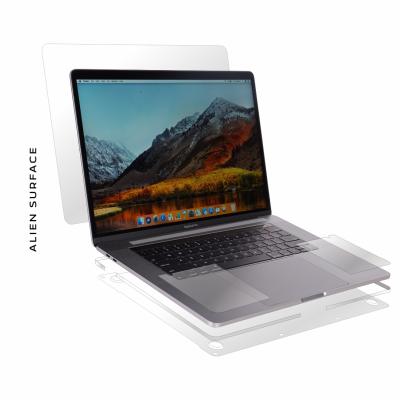 Apple MacBook Pro 13 inch Retina Display 2013-2015 folie protectie Alien Surface