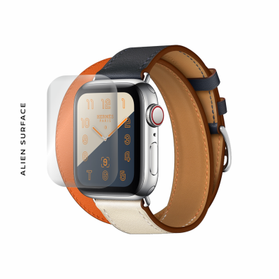 Apple Watch 4 Hermes 40mm folie protectie Alien Surface