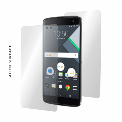 BlackBerry DTEK60 folie protectie Alien Surface