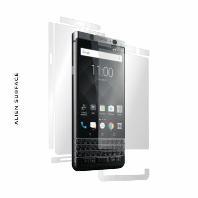 BlackBerry Keyone folie protectie Alien Surface