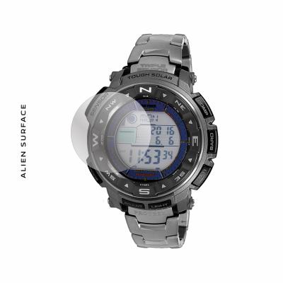 Casio PRW-2500T folie protectie Alien Surface