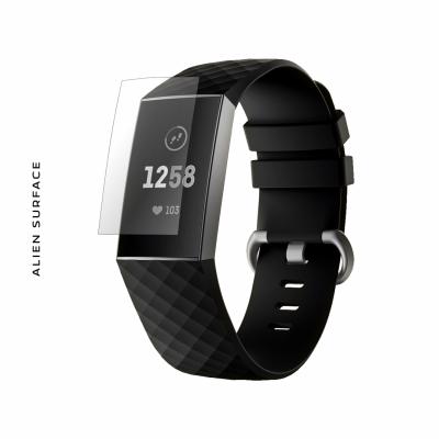 Fitbit Charge 3 folie protectie Alien Surface