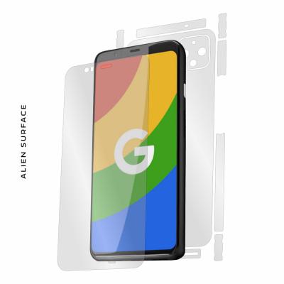 Google Pixel 4 folie protectie Alien Surface