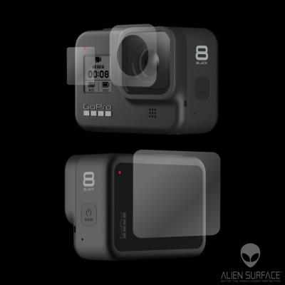 GoPro Hero 8 Black folie protectie Alien Surface