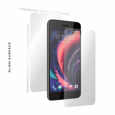 HTC Desire 10 Pro folie protectie Alien Surface