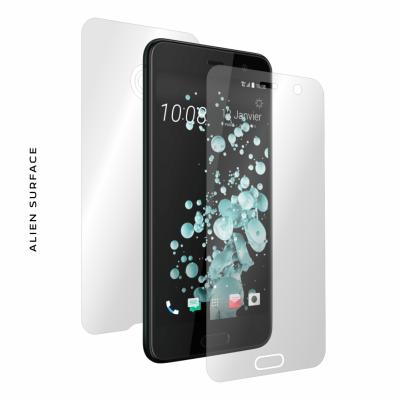 HTC U Play folie protectie Alien Surface