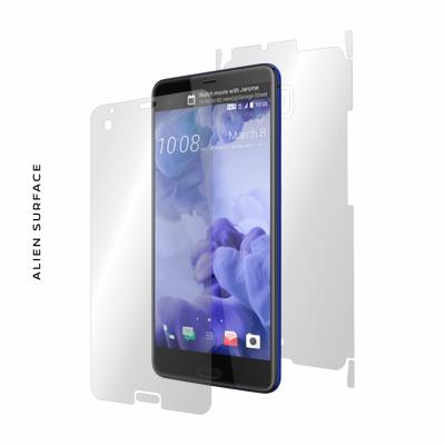 HTC U Ultra folie protectie Alien Surface