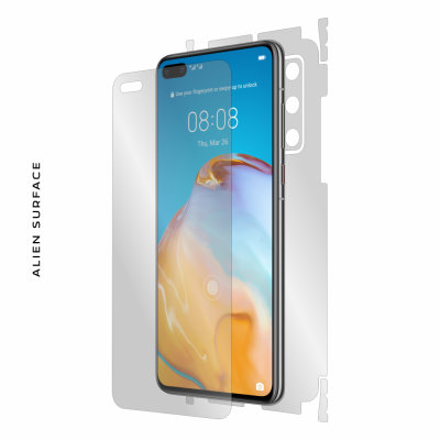 Huawei P40 folie protectie Alien Surface