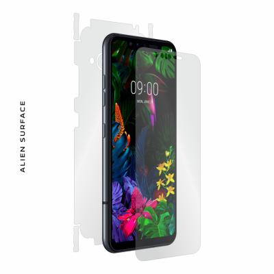 LG G8s ThinQ folie protectie Alien Surface