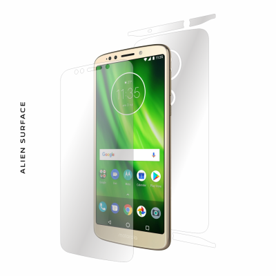 Motorola Moto G6 Play folie protectie Alien Surface