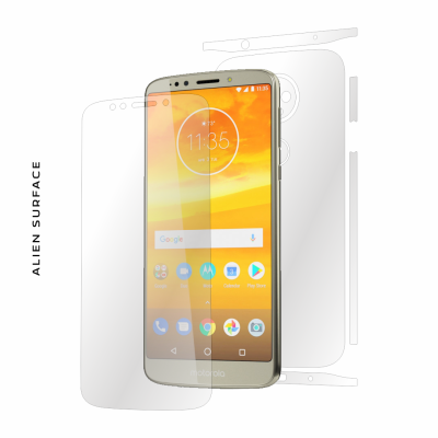 Motorola Moto E5 Plus folie protectie Alien Surface