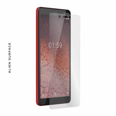 Nokia 1 Plus folie protectie Alien Surface