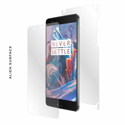 OnePlus 3 folie protectie Alien Surface