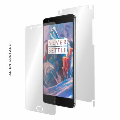 OnePlus 5T folie protectie Alien Surface