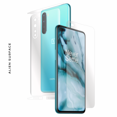 OnePlus Nord folie protectie Alien Surface