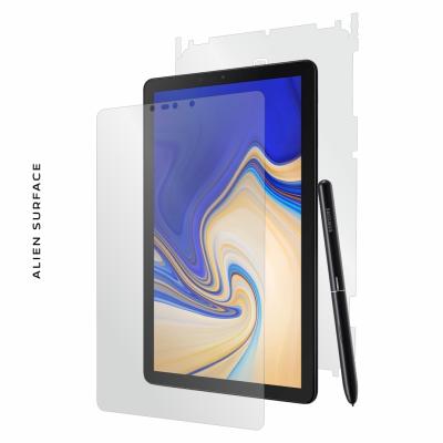 Samsung Galaxy Tab S4 T835 (2018) 10.5 inch folie protectie Alien Surface