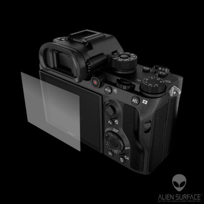 Sony A9 folie protectie Alien Surface