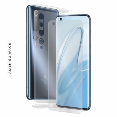 Xiaomi Mi 10 folie protectie Alien Surface