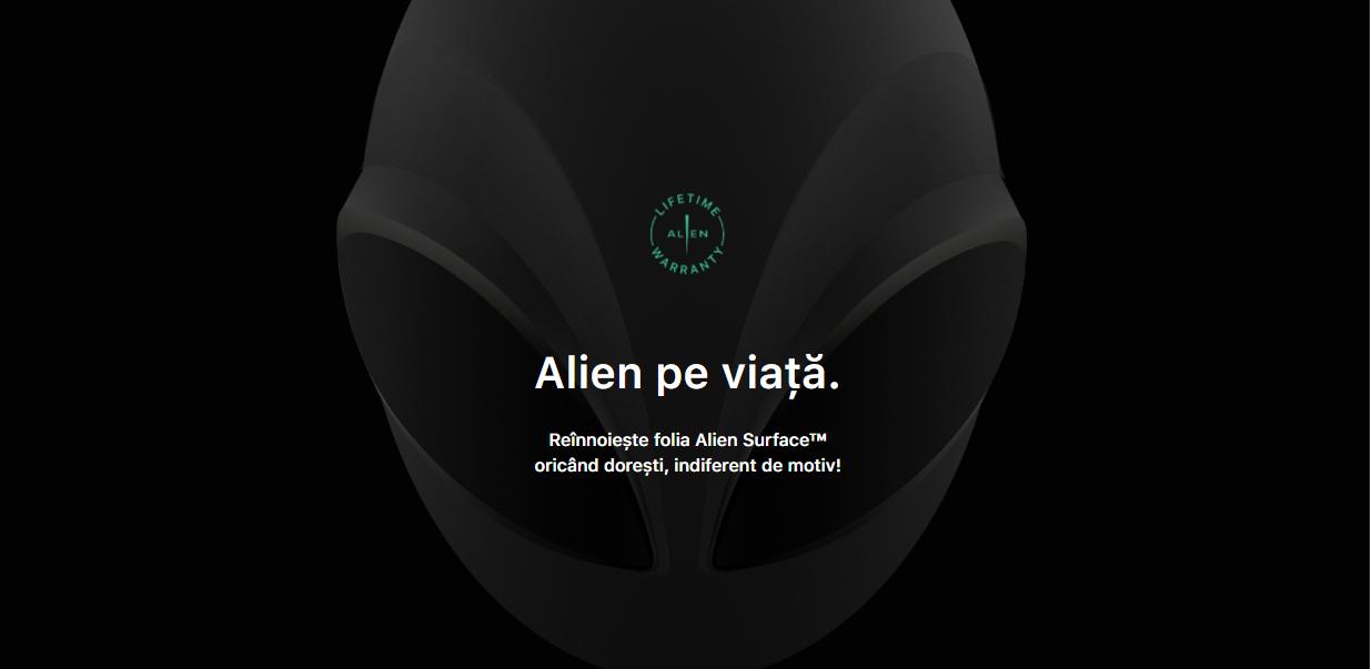 alien-surface-garantie-pe-viata