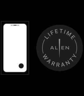 Timbru Alien pe viata
